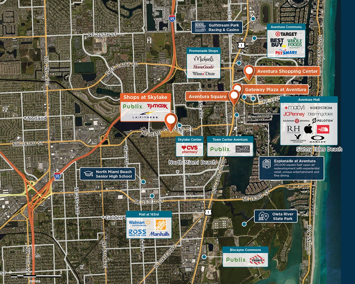Shops at Skylake, North Miami Beach, FL 33179 – Retail Space ... on puma map, jcpenney map, at&t wireless map, home depot map, world map, old navy map, target map, skype map, apple store map, frontgate map,