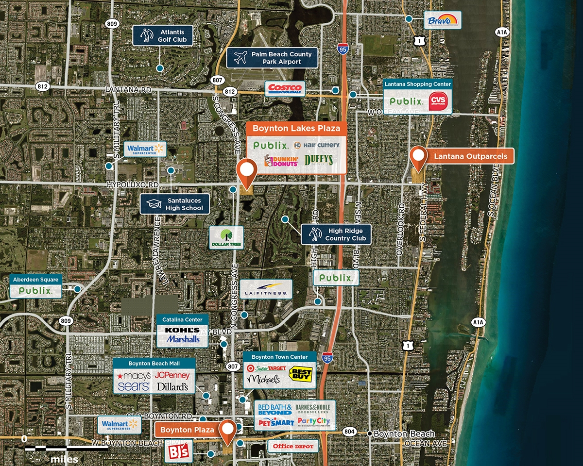 Boynton Lakes Plaza Boynton Beach FL 33462 Retail Space