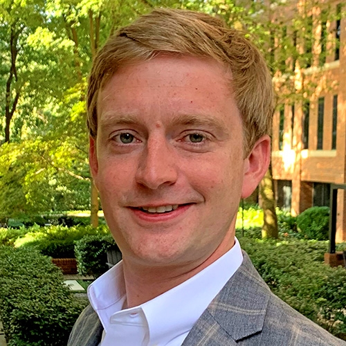 Portrait of Rhodes Adair Manager, Investments at Regency Centers