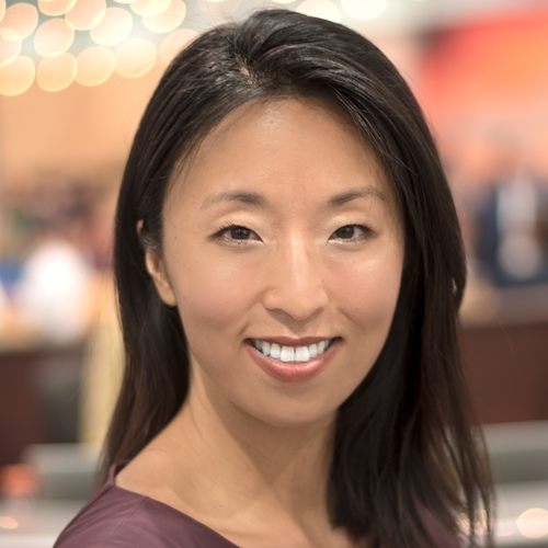 Portrait of Grace Yang Senior Leasing Agent at Regency Centers