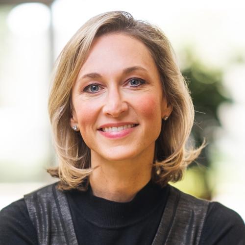 Portrait of Jess Hurst Senior Manager, National Retail Specialist at Regency Centers