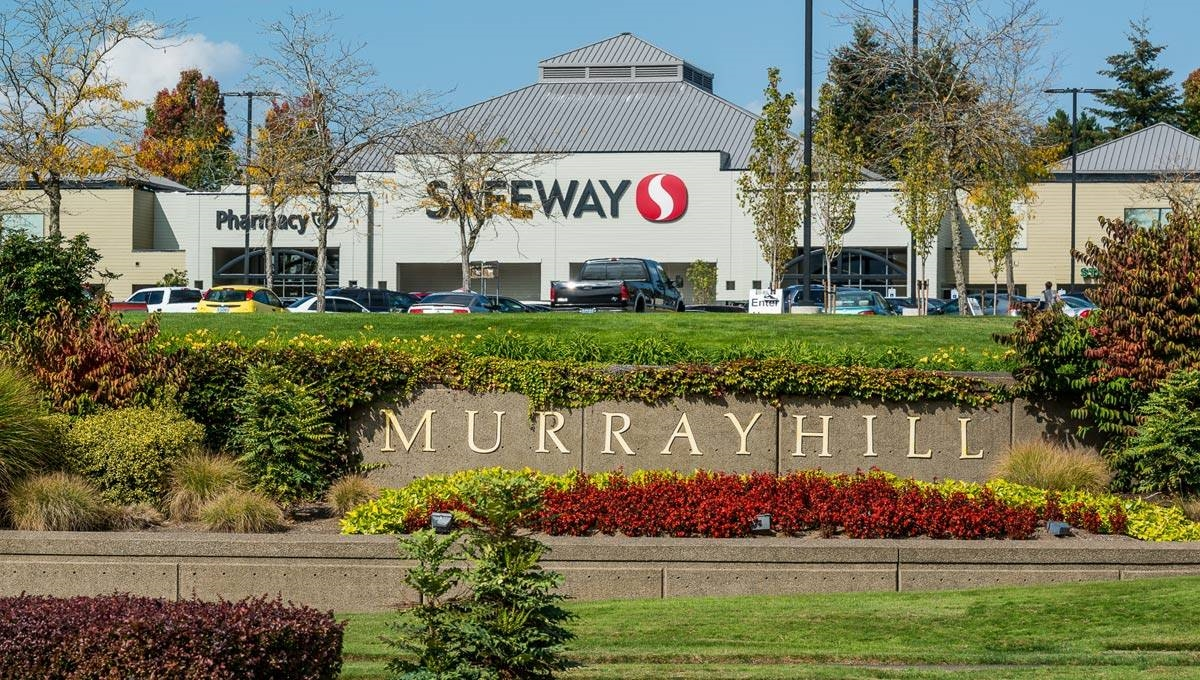 Photo of Regency Centers Property Murrayhill Marketplace in Beaverton, OR 97007