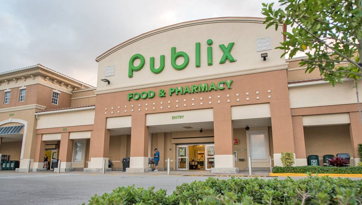 Publix Congress Boynton Beach