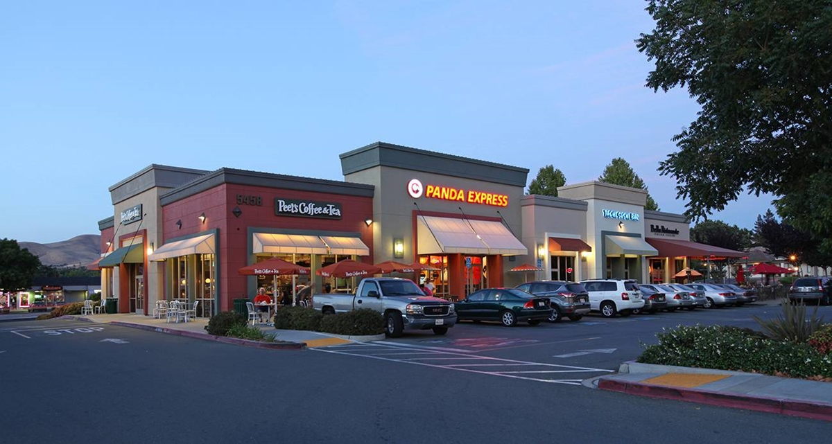 Clayton Valley Shopping Center, Concord, CA 94521