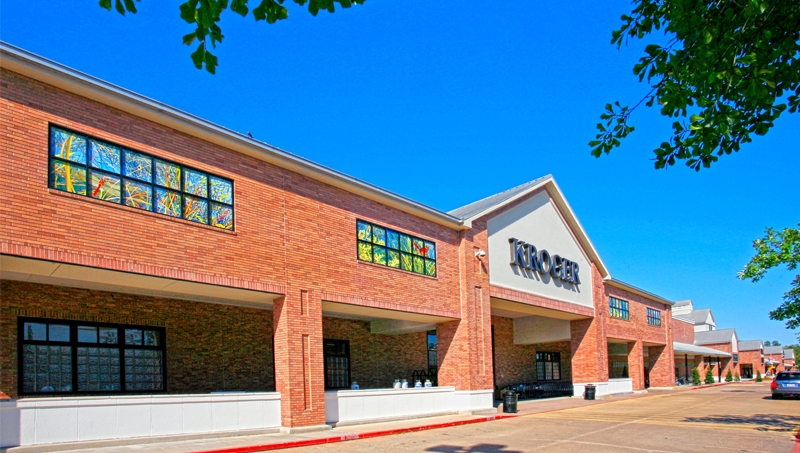 Photo of Regency Centers Property Alden Bridge Village Center in The Woodlands, TX  77382