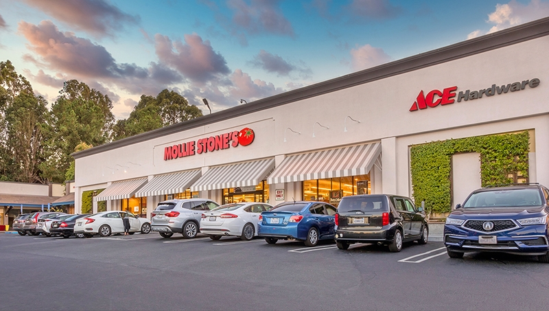 Photo of Regency Centers Property Bayhill Shopping Center in San Bruno, CA  94066