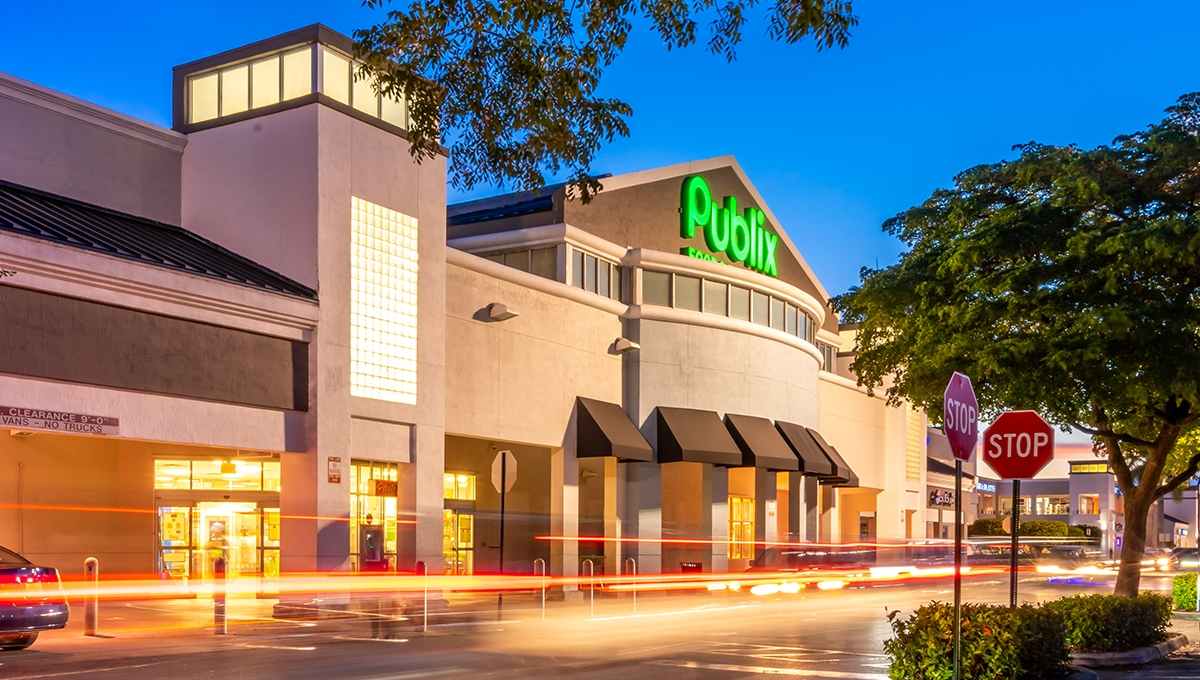 Photo of Regency Centers Property Shops at Skylake in North Miami Beach, FL 33179