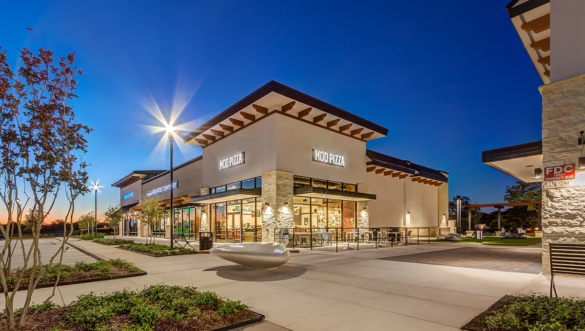 The Village At Riverstone Sugar Land Tx 77479 Retail