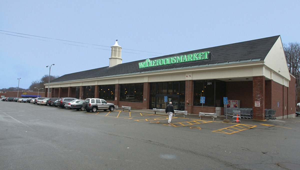Photo of Regency Centers Property Whole Foods at Swampscott in Swampscott, MA 01907