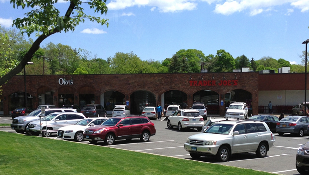 Photo of Regency Centers Property Post Road Plaza in Darien, CT 06820