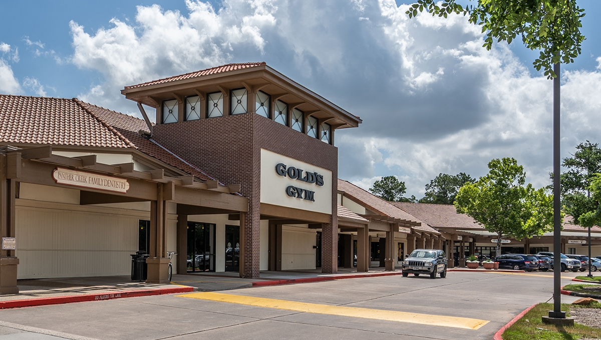 Photo of Regency Centers Property Panther Creek in The Woodlands, TX 75093