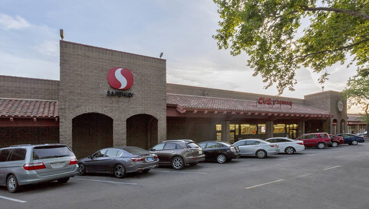 Photo of Regency Centers Property San Leandro Plaza in San Leandro, CA 94577