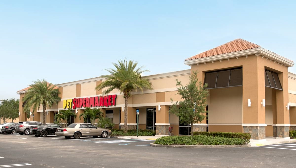Photo of Regency Centers Property Plaza at St. Lucie West in Port St. Lucie, FL 34986
