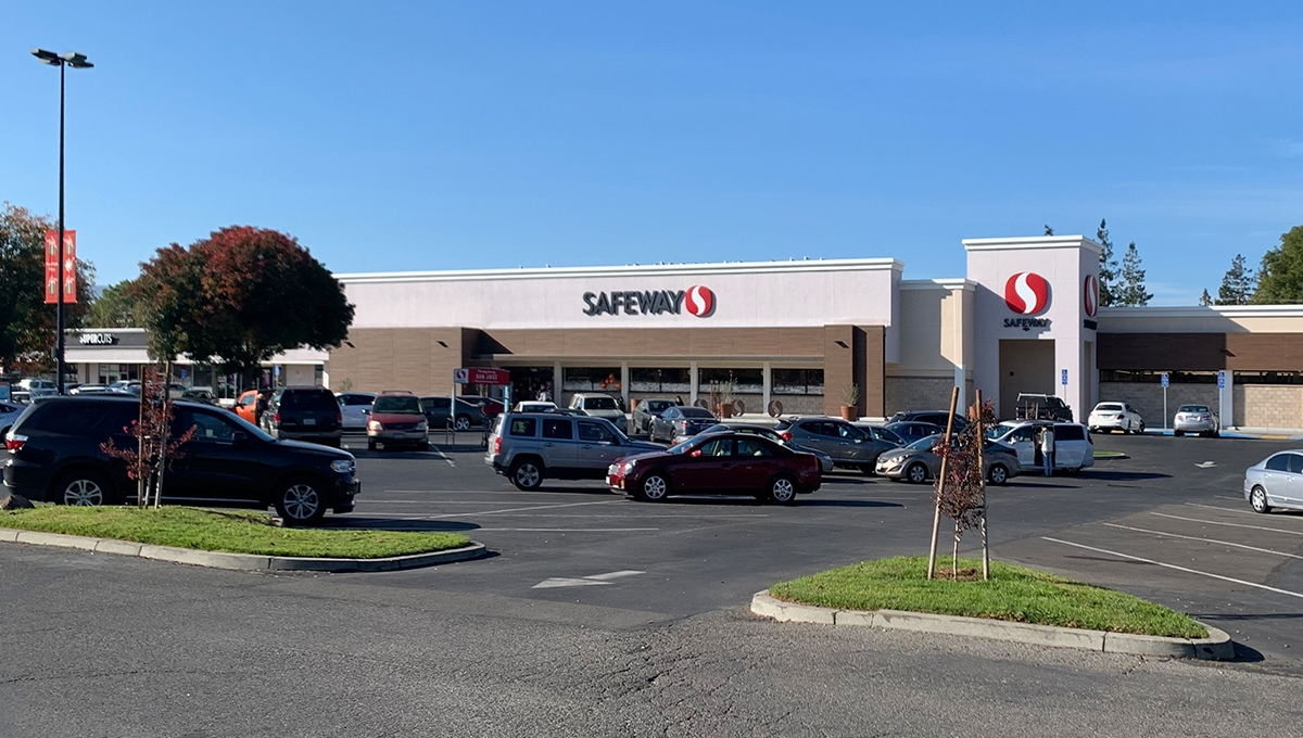 Photo of Regency Centers Property West Park Plaza in San Jose, Ca 95128