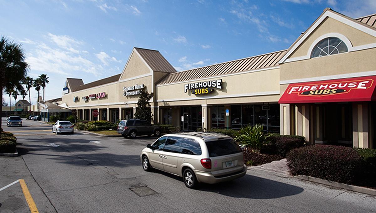 Regency Centers Property Kirkman Shoppes in Orlando, FL 32811