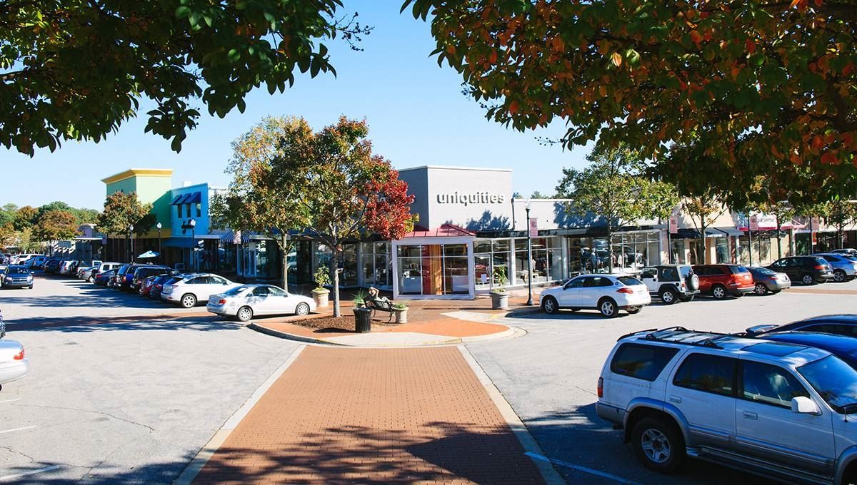 Photo of Regency Centers Property Cameron Village in Raleigh, NC 27605