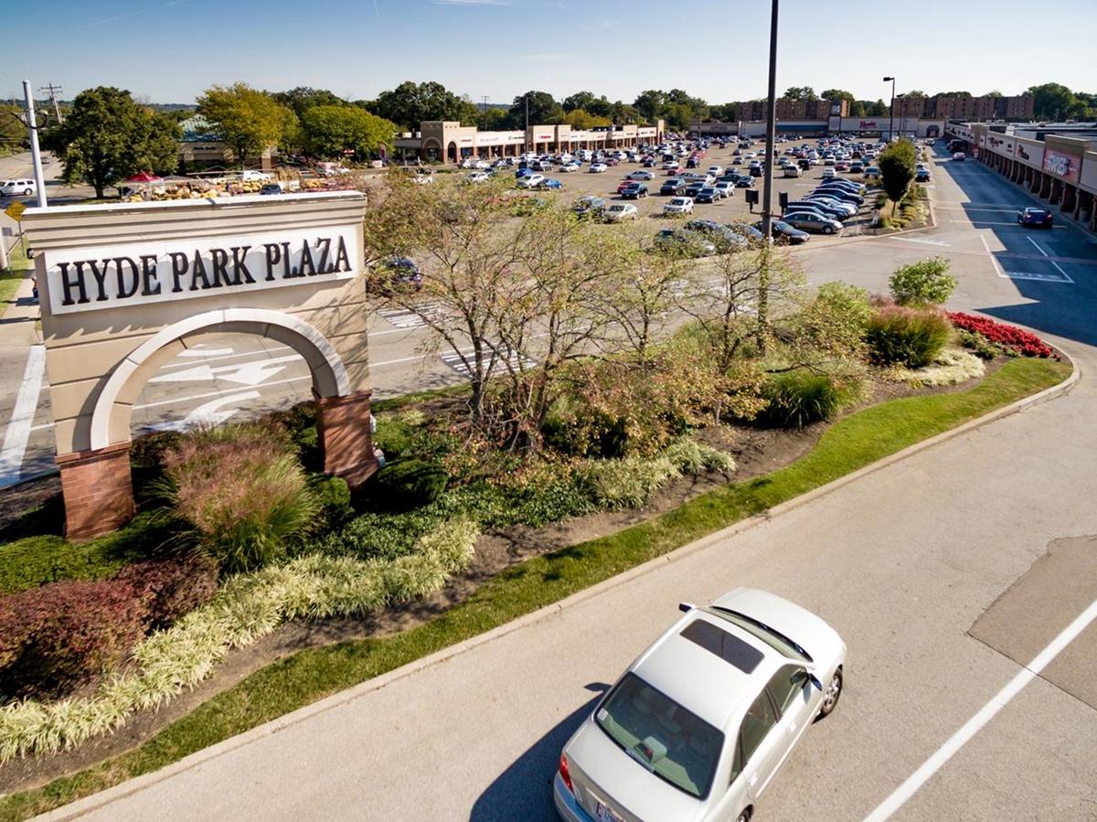 Hyde Park Plaza Cincinnati Oh 45209 Retail Space