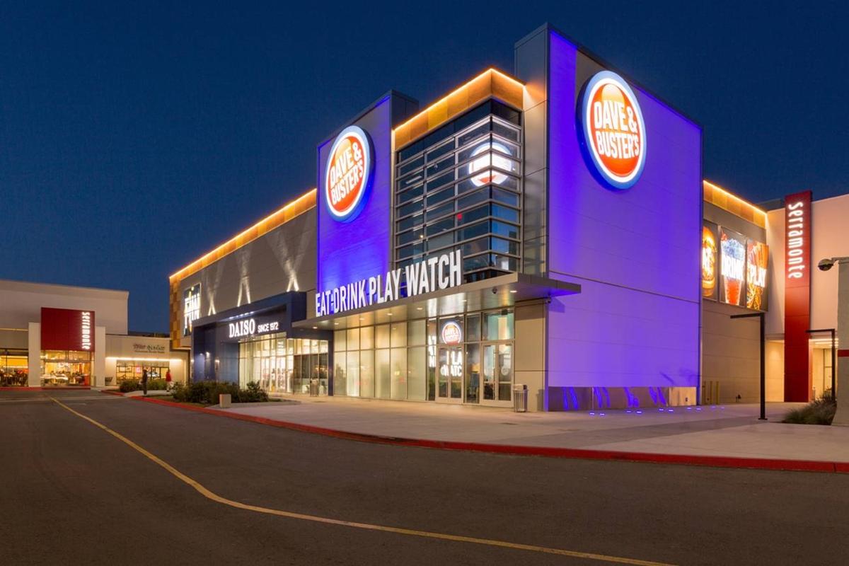 Serramonte Center Daly City Ca 94015 Retail Space