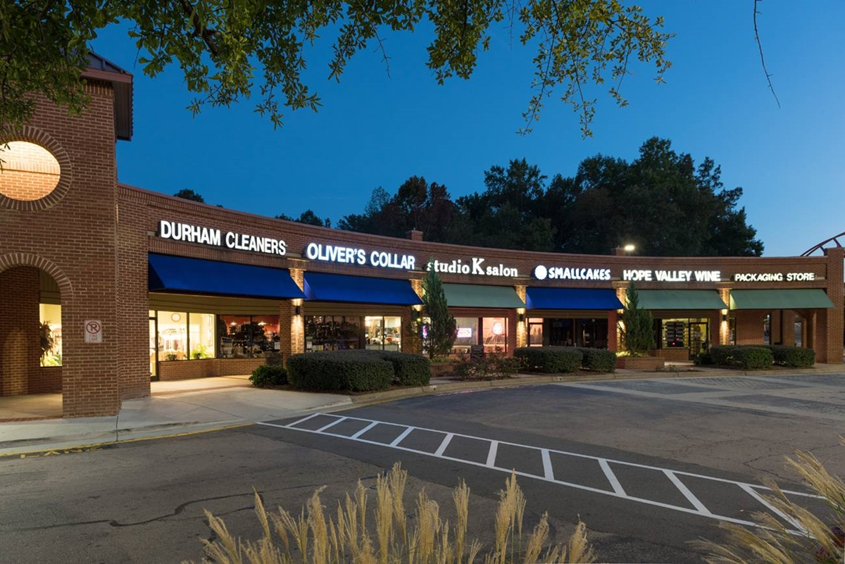 Woodcroft Shopping Center Durham Nc 27707 Retail Space Regency