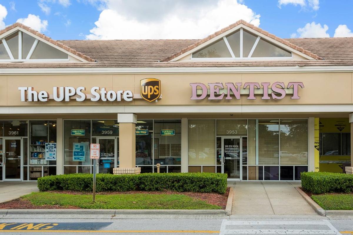 Northgate Square, Lutz, FL 33558 – Retail Space | Regency