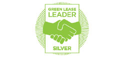 Award of Silver Green Lease Leader