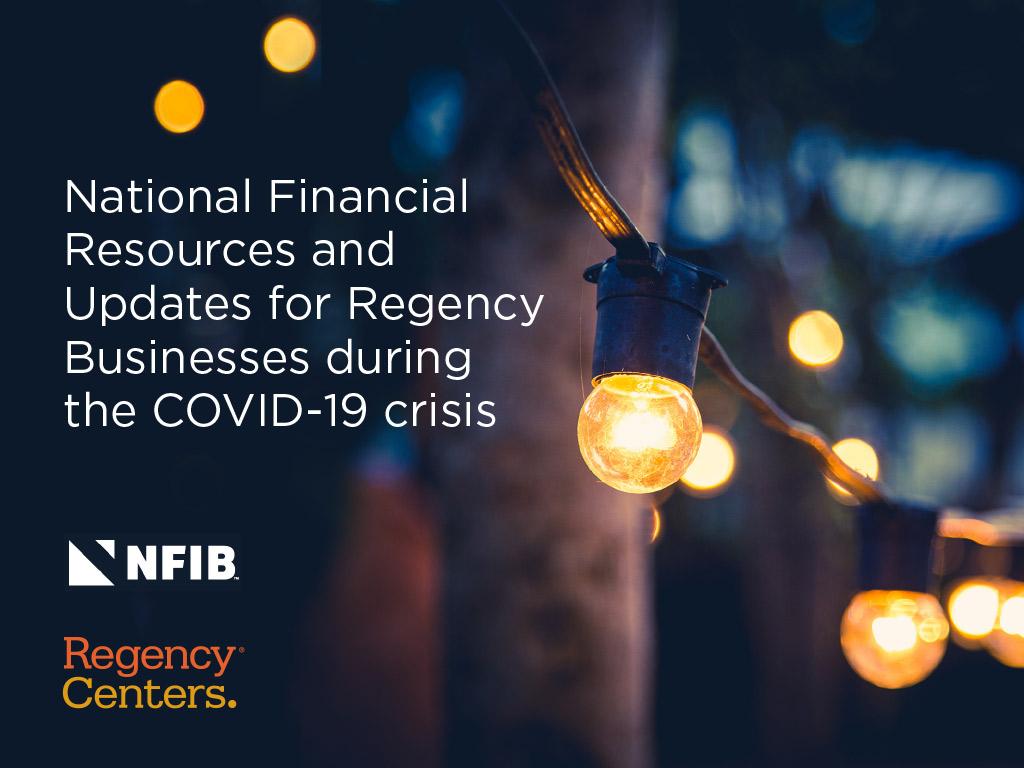 Regency Centers NFIB Webinar Cover