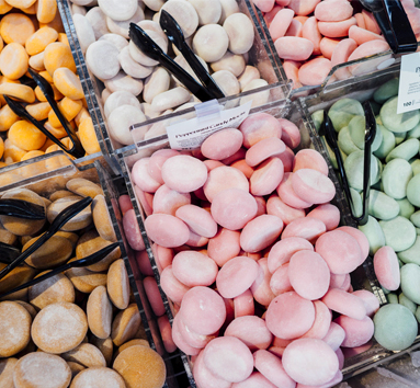 Macarons at Whole Foods Market