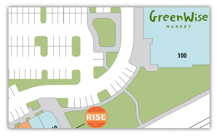 See the property site plan