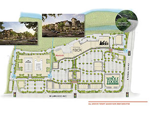Mellody Farm Site Plan