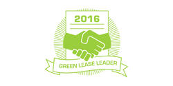 Green Lease Leader 2016