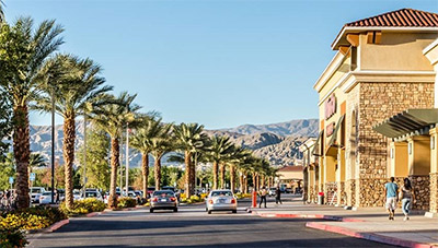 Regency Centers Indio Town Center