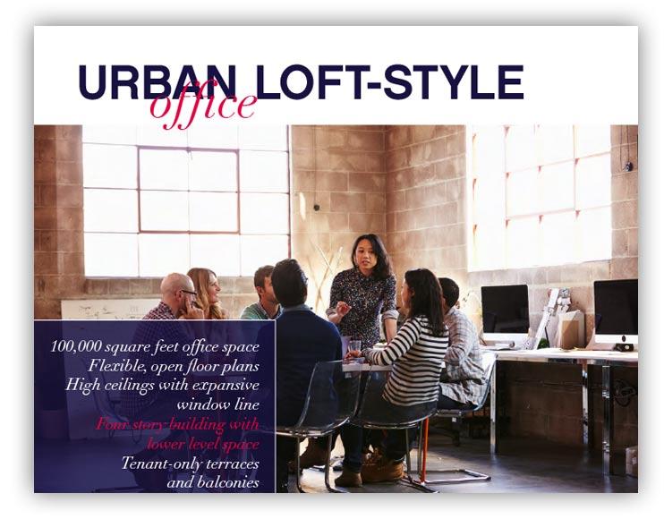 Loft Office Lookbook