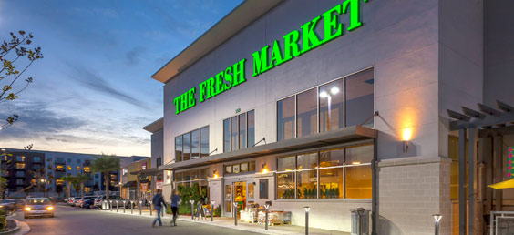 The Fresh Market at Brooklyn Station on Riverside