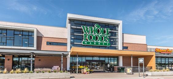 CityLine Market Whole Foods Storefront