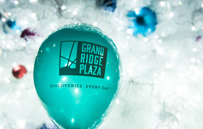 Grand Ridge Plaza Balloon