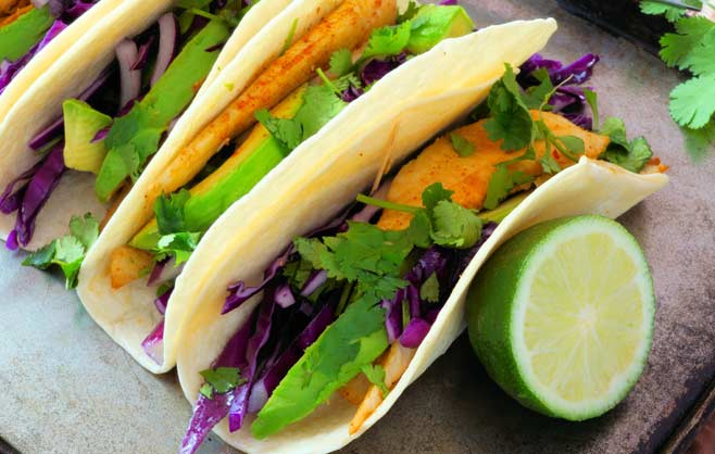 Fresh Tacos at Market at Springwoods Village
