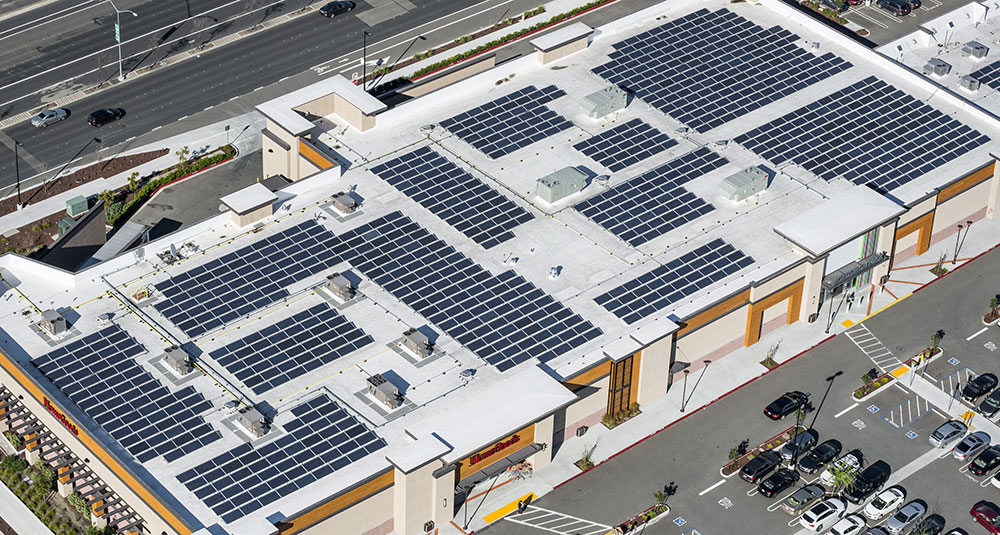 Regency Centers Solar Panels